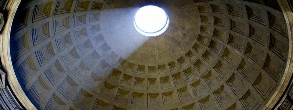 Pantheon - Rome, Italy featured image background description
