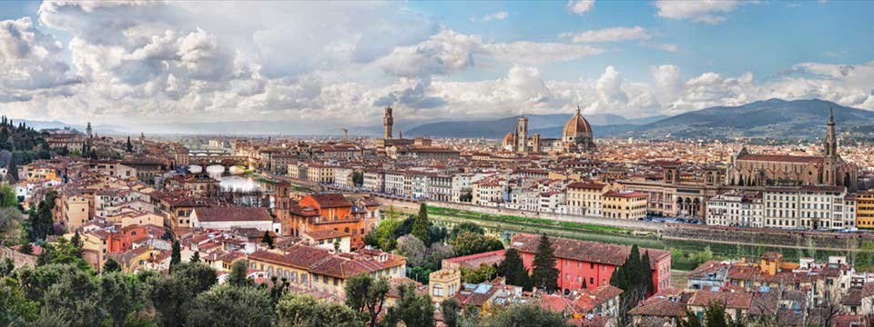 Florence free photo galleries for websites