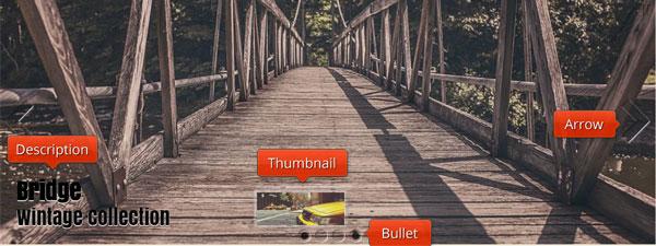 HTML5 Slider