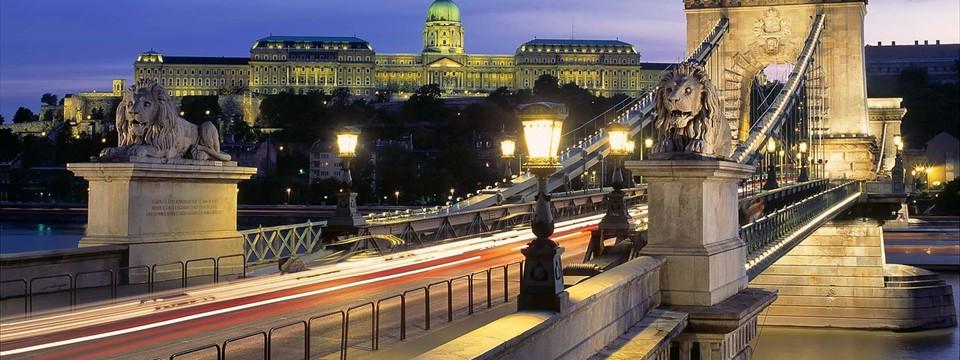 Széchenyi Chain Bridge slider html code
