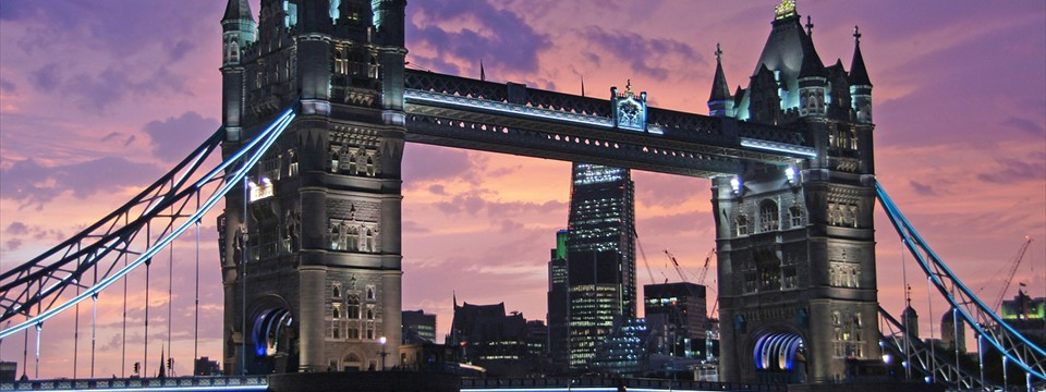 Tower Bridge image slider html