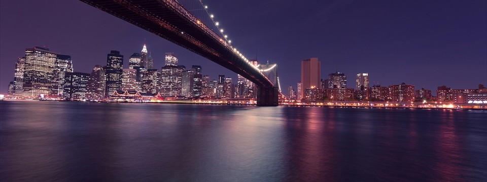 Brooklyn Bridge html content slider