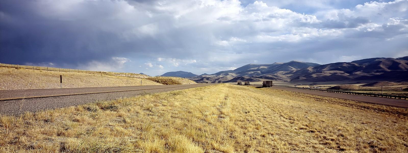 Rural landscape in Idaho : carousel jquery slider