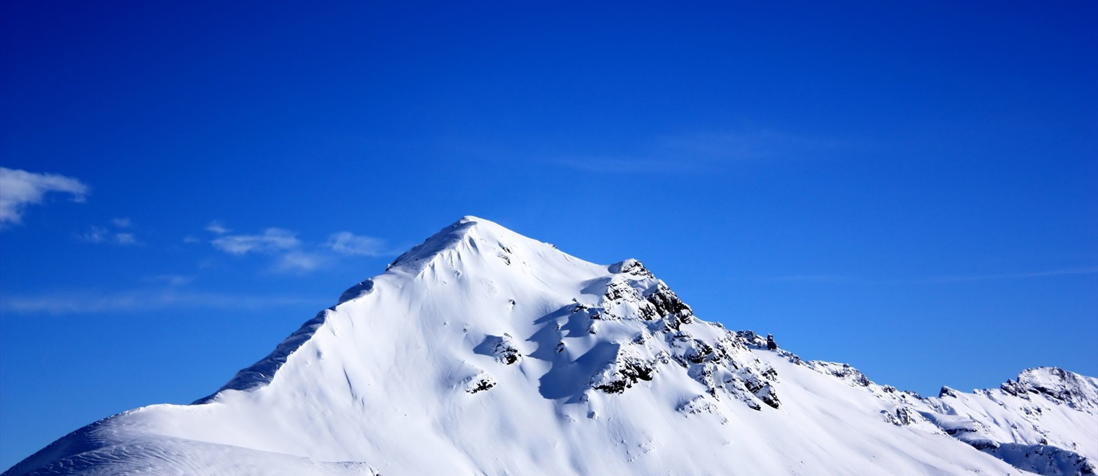 Mountain : slider responsive