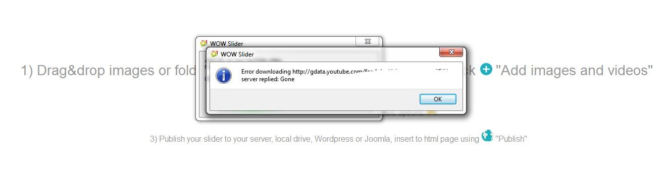 Free jQuery HTML Slider