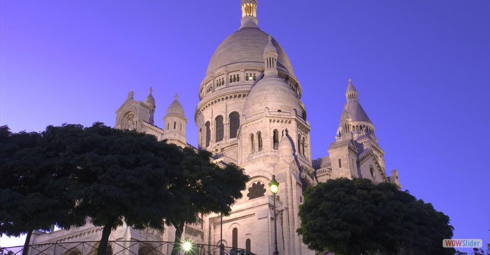 Basilica of the Sacred Heart, Paris